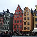 Houses on the Stortorget